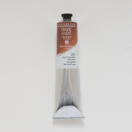 SENNELIER RIVE GAUCHE OIL 200ML - BURNT SIENNA
