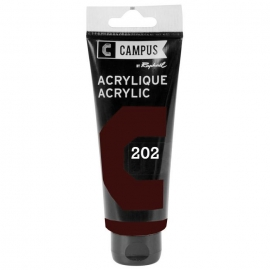 CAMPUS ACRYLIC 100ML - BURNT UMBER