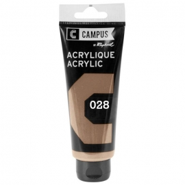 CAMPUS ACRYLIC 100ML - BRONZE