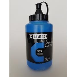 CAMPUS ACRYLIC 500ML - PRIMARY BLUE