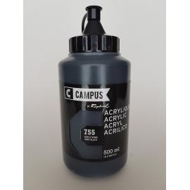 CAMPUS ACRYLIC 500ML - IVORY BLACK