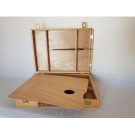 ARTIST WOODEN BOX